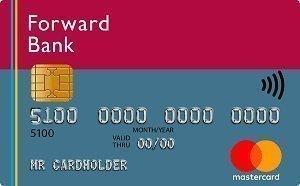 Кредитна картка Forward Bank