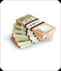 Кредит в ОТП банке - наличными до 750 000 грн