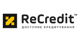 Онлайн кредит до 30 000 грн в ReCredit
